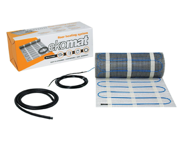 EKO160 Heating Mat 160 W/m2 Designed for CONCRETE Floor Bases