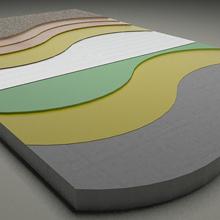 Foil-heating-mats